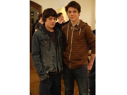 Ethan et Benny
