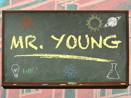 affiche Mister Young