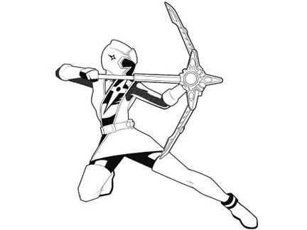 Le Ranger Blanc