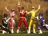 Power Rangers Super Samuraï