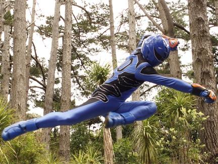 Power Rangers Jungle Fury - L'esprit du Jaguar