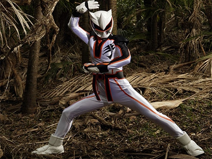 Power Rangers Jungle Fury - L'esprit du Rhinocéros