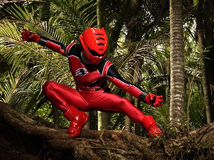 Power Rangers Jungle Fury - L'esprit du Tigre