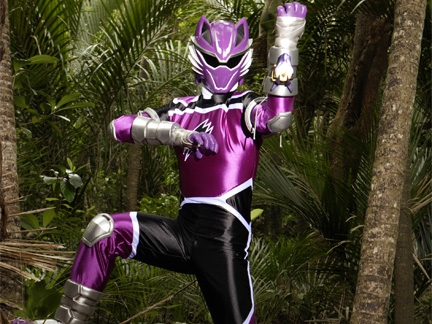 Power Rangers Jungle Fury - Le mentor