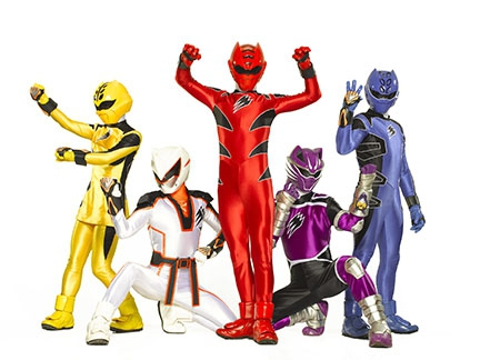 Power Rangers Jungle Fury - Une nouv