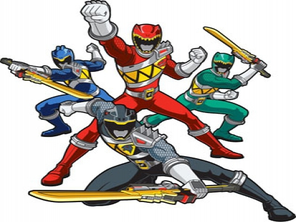 Power Rangers Dino Super Charge