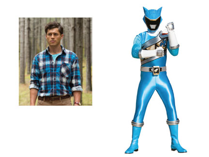 James le ranger turquoise dino super charge personnages power rangers s ries la t l - Dessin power rangers dino charge ...