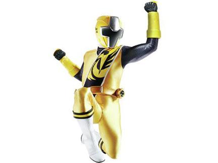 Calvin le ranger jaune ninja steel personnages - Power rangers dore ...