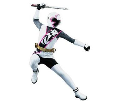 Hayley : le Ranger blanc