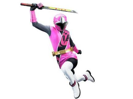 Sarah : Le Ranger Rose
