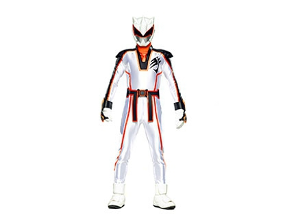 Power Ranger Jungle Fury - Ranger Blanc Dom