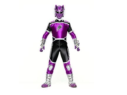 Power Rangers Jungle Fury - Ranger Violet RJ