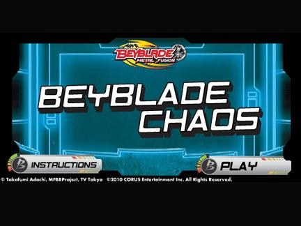 Beyblade Chaos !