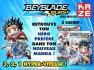Beyblade-Manga
