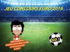 Jeu concours Euro foot 2016