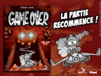 Concours Game Over, la BD
