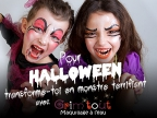 Concours Jackpot d'Halloween