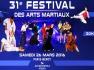 canal j, enfants, jeu concours, concours, festival des arts martiaux, arts martiaux, événement, paris