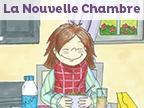 canalj, enfants, la nouvelle chambre, jeu concours, livres, éditions rêve d'enfants