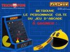Lampes ou réveils Pac-Man