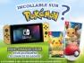 jeux cocnours Pokémon Let's Go