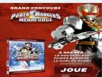 concours, jeu, transformers prime, le Noël de Robot Chevalier