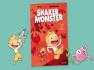 Canal J, enfants, Shaker-Monster, jeu concours, concours, livres, édition, jeu concours, concours, bande dessinée, BD, Shaker Monster, Gallimard