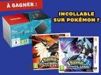 Pokémon nintendo jeux concours ultra soleil ultra lune