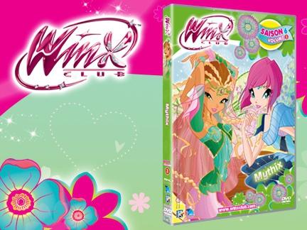 DVD Winx Club : La Fée marraine
