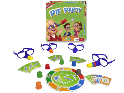 Games  Spin Master  Pif Party  pas cher Achat / Vente Jeux junior