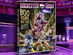 DVD Monster High Boo York Boo York