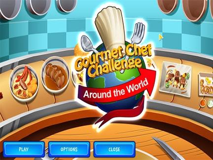 Gourmet Chef Challenge - Présentation