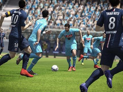 FIFA 15 - De vraies réactions