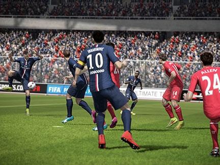 FIFA 15 - Les joueurs