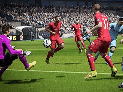FIFA 15 - Les plus grandes équipes
