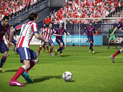 FIFA 15 - Un graphisme bluffant