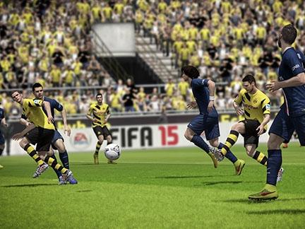 FIFA 15 - Un public surprenant