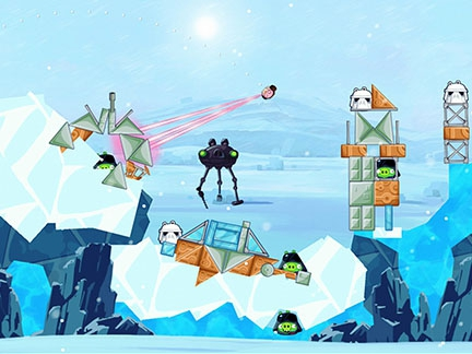 Angry Birds Star Wars - Sauve la galalxie