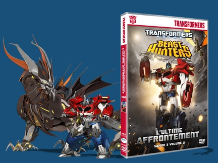 Transformers Prime : L'ultime affrontement