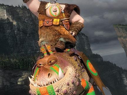Varek et bouledogre les cavaliers de berk images - Images de dragons ...