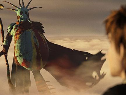 Dragons 2 - Un mystérieux cavalier