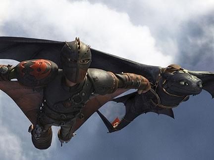 Dragons 2 - En plein vol