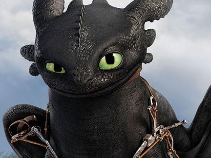 Dragons 2 - Krokmou