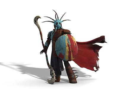 Dragons 2 - Le Dragonier Mystérieux