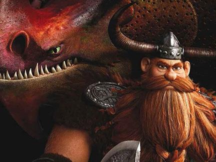 Dragons 2 - Stoïk la Brute