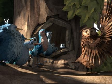 Gus Petit oiseau, grand voyageur