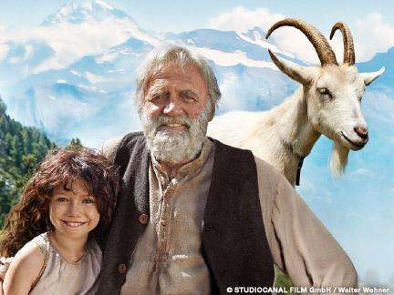 Le film Heidi sur Canal J