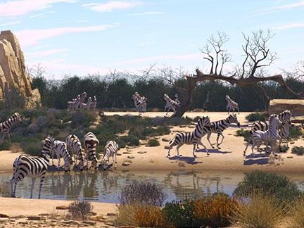 Khumba - Le troupeau