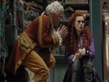 Aliénor et son fidèle serviteur, Gwilherm, préparent des plans machiavéliques.
