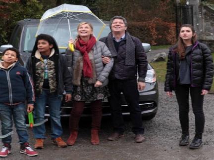 Le fantôme de Canterville, la famille Otis, cinéma, enfants, héros, Canal J